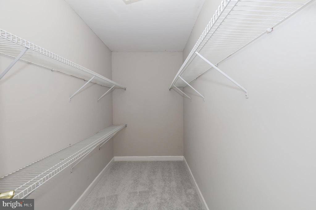ML Bedroom #2's Walk-in Closet - 4124 HUNT RD, FAIRFAX