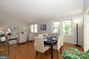 ML Living & Dining Room - 4124 HUNT RD, FAIRFAX
