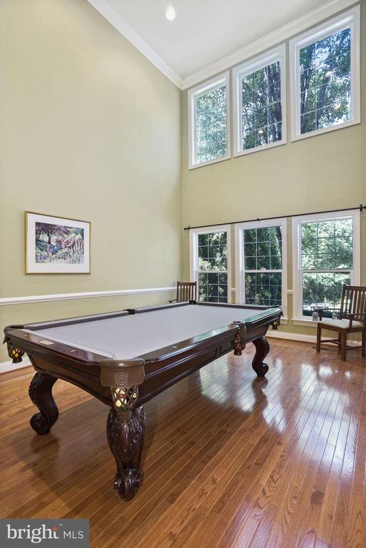 Two story living room with loads of light - 20157 VALHALLA SQ, ASHBURN