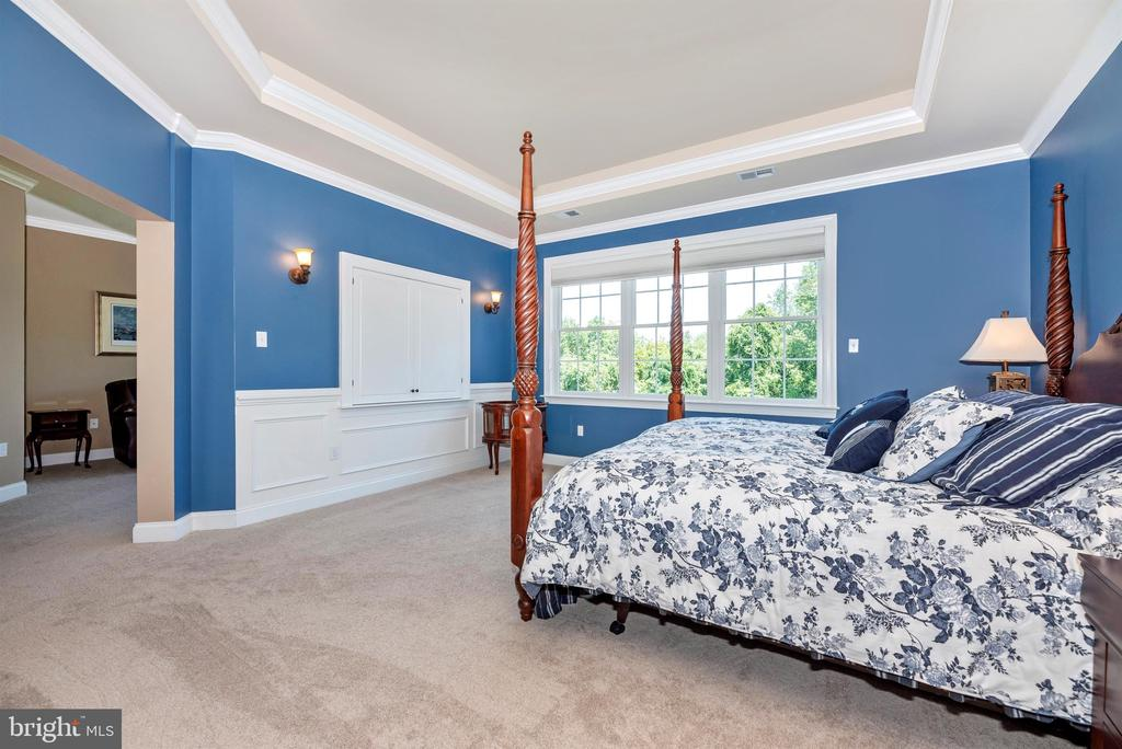Master Bedroom - 12788 BARNETT DR, MOUNT AIRY