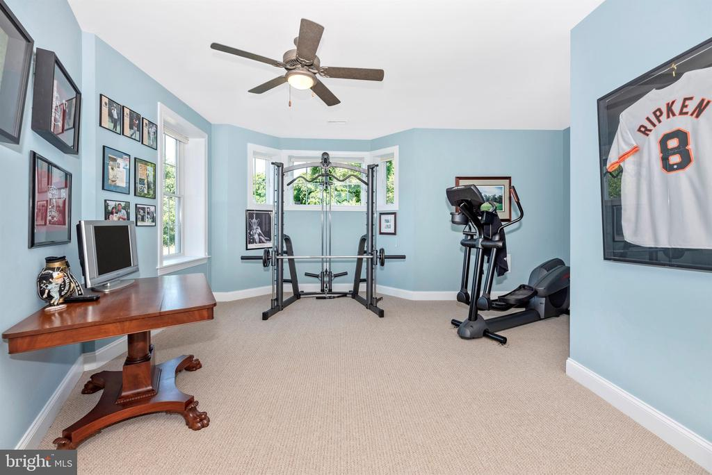 Home gym or 6th bedroom - 12788 BARNETT DR, MOUNT AIRY
