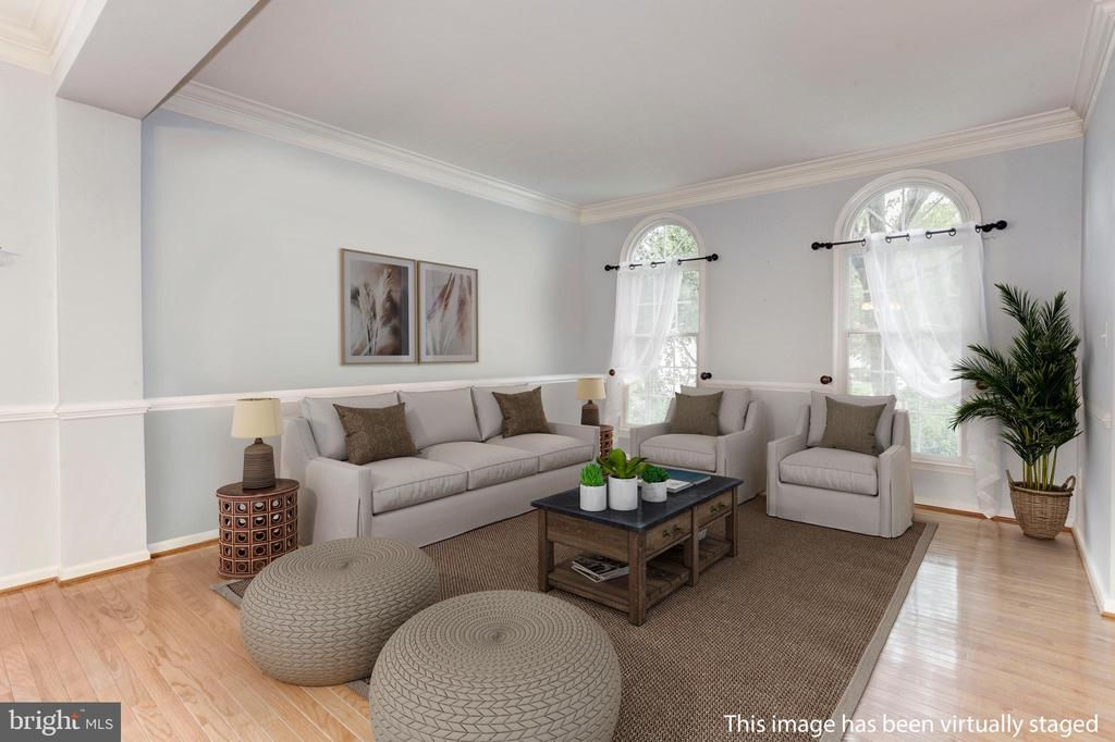 Entertain in Your Living Room - 26048 IVERSON DR, CHANTILLY