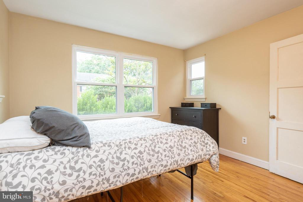 First Floor Bedroom - 9115 FLOWER AVE, SILVER SPRING