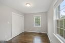 2nd bedroom - 1813 HERNDON ST N, ARLINGTON