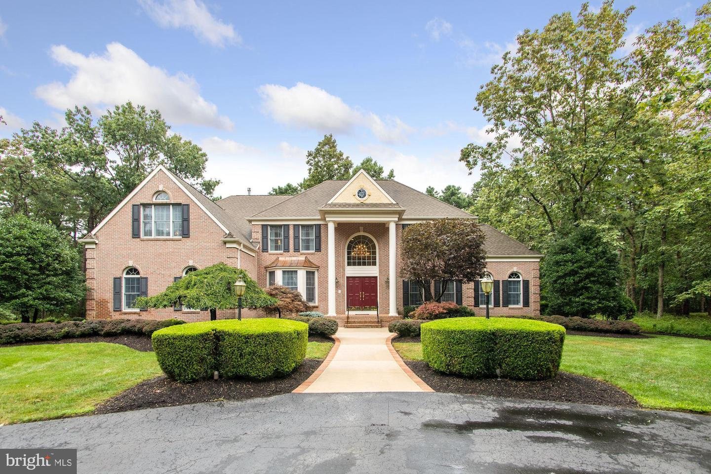 Single Family Homes for Sale at Marlton, New Jersey 08053 United States