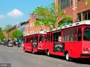 Take the King St Trolley to the waterfront - 309 HOLLAND LN #215, ALEXANDRIA