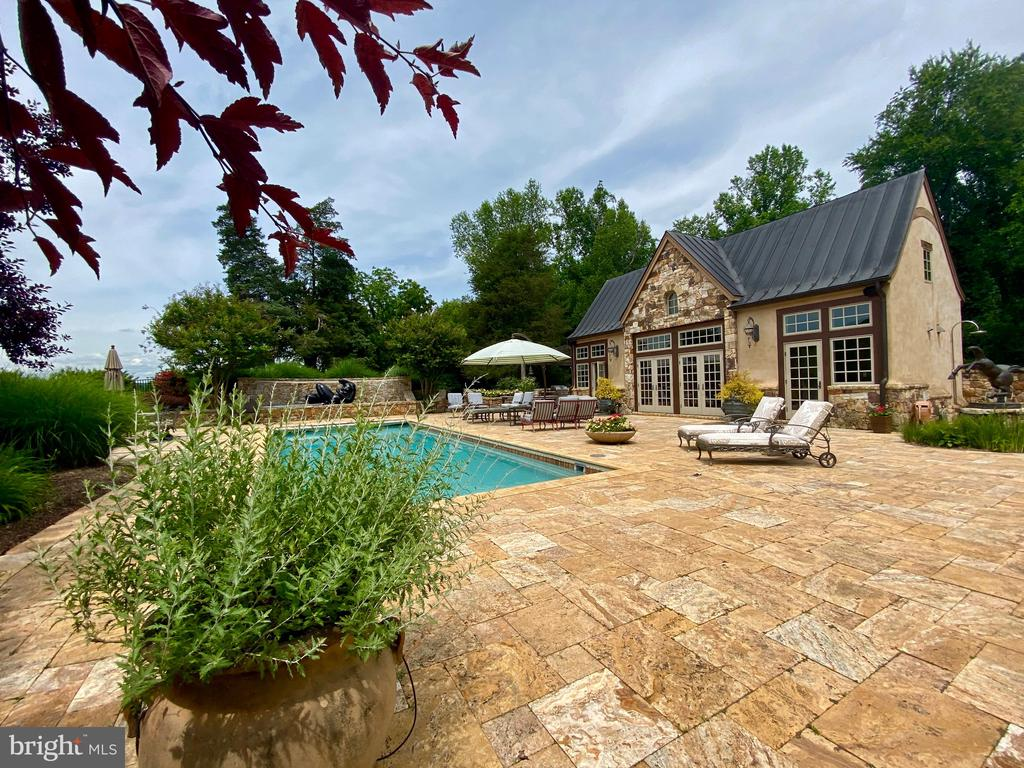 Pool House - 8080 ENON CHURCH RD, THE PLAINS