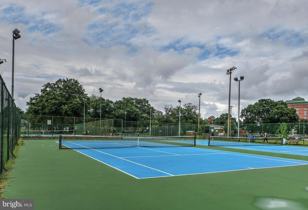 Walk to Quincy Park Tennis Courts - 3506 7TH ST N, ARLINGTON