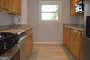 Totally renovated kitchen View #1 - 4712 EDGEWOOD RD, COLLEGE PARK