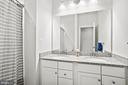 Hallway Bathroom - 4509 MONROVIA BLVD, MONROVIA