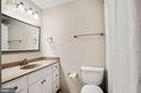 Hall Bath - 7783 BALLSTON DR, SPRINGFIELD