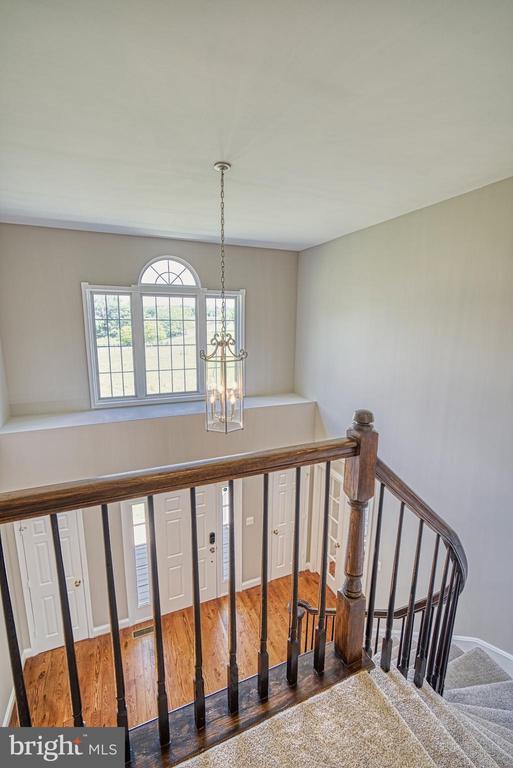 2-Story Foyer, Stairs to Upper Level - 40205 QUAILRUN CT, LOVETTSVILLE