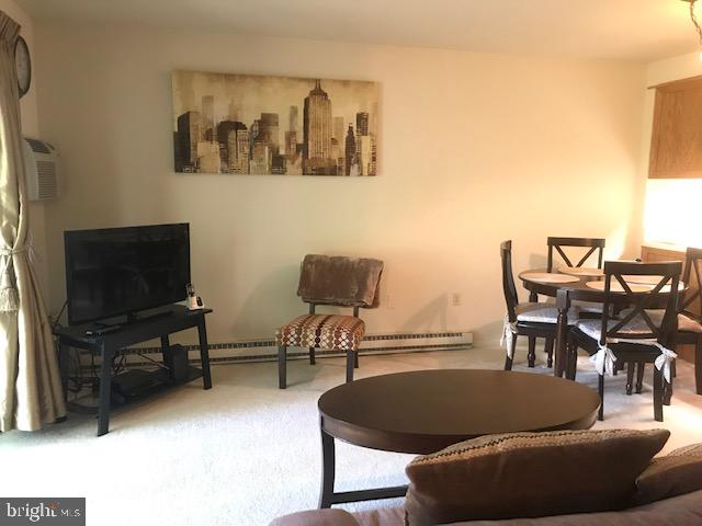 Living area - 3301 S LEISURE WORLD BLVD #99-1G, SILVER SPRING