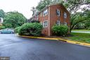 Tons of parking - both assigned and guest - 2515-A S WALTER REED DR #A, ARLINGTON