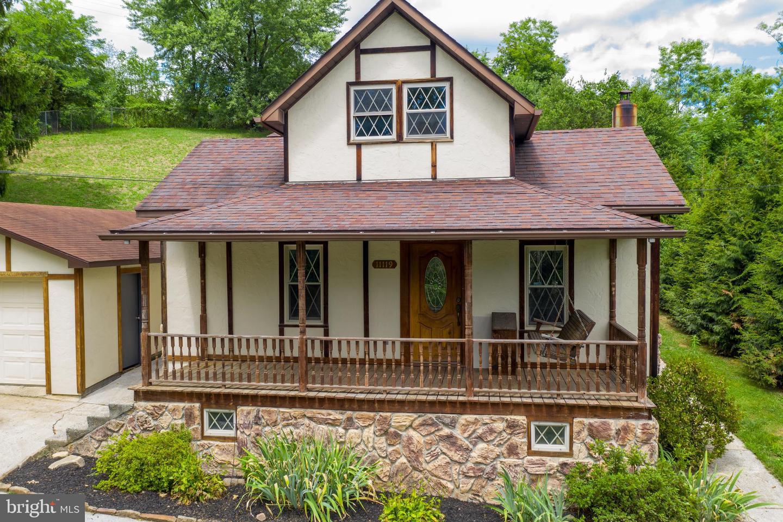 Single Family Homes для того Продажа на Corriganville, Мэриленд 21524 Соединенные Штаты