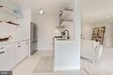 SPECTACULAR Kitchen - Not a Detail was Missed! - 1931 WILSON LN #102, MCLEAN
