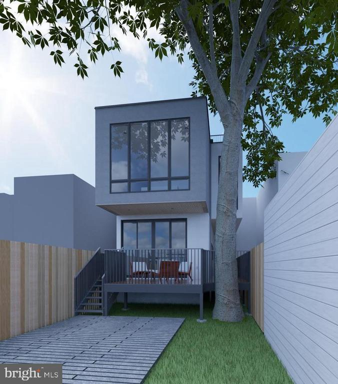 Artist Rendering - 1714 10TH ST NW, WASHINGTON