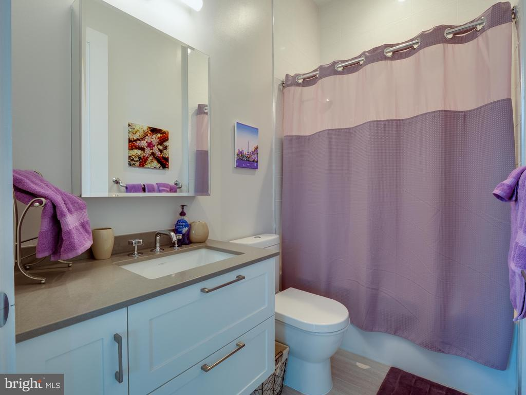 Hall Bathroom - 514 4TH ST SE #301, WASHINGTON