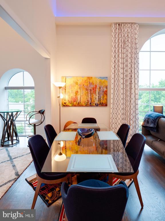 Dining room - 514 4TH ST SE #301, WASHINGTON