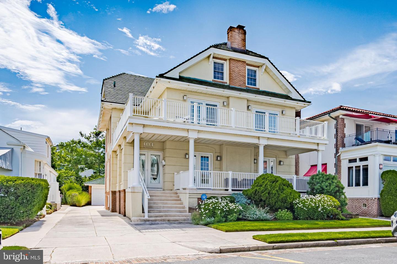 Single Family Homes por un Venta en Ventnor City, Nueva Jersey 08406 Estados Unidos