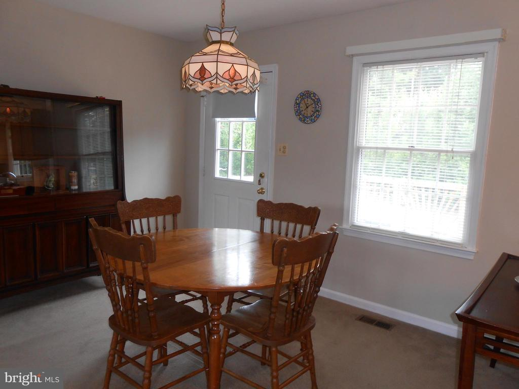 Dining Room - 5334 DICKERSON RD, PARTLOW