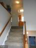 Foyer - Stairs to main level - 5334 DICKERSON RD, PARTLOW