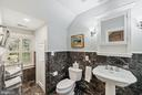 Hall Bath for Guest - 19200 ORCHARD MANOR LN, LEESBURG