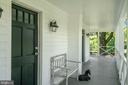 Cottage Front Porch wraps around - 19200 ORCHARD MANOR LN, LEESBURG