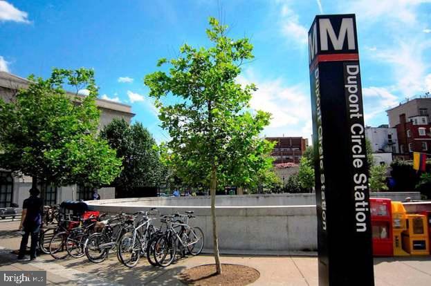 Walking distance to Metro - 1734 17TH ST NW, WASHINGTON