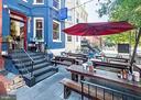 Restaurants walking Distance - 1734 17TH ST NW, WASHINGTON