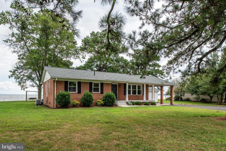 Single Family Homes のために 売買 アット Colonial Beach, バージニア 22443 アメリカ