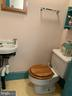 Main floor 1/2 Bathroom - 600 W WASHINGTON ST, MIDDLEBURG