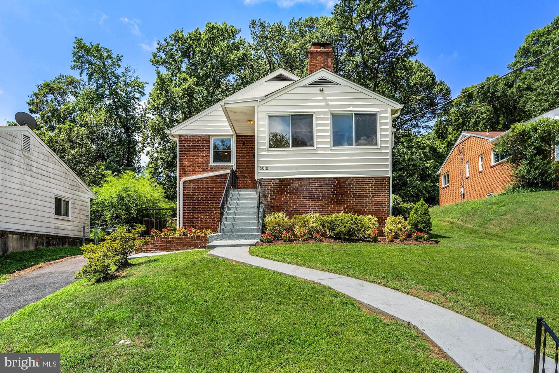 Single Family Homes για την Πώληση στο Cheverly, Μεριλαντ 20785 Ηνωμένες Πολιτείες