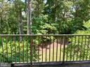 Balcony / View - 2616 FORT FARNSWORTH RD #246, ALEXANDRIA