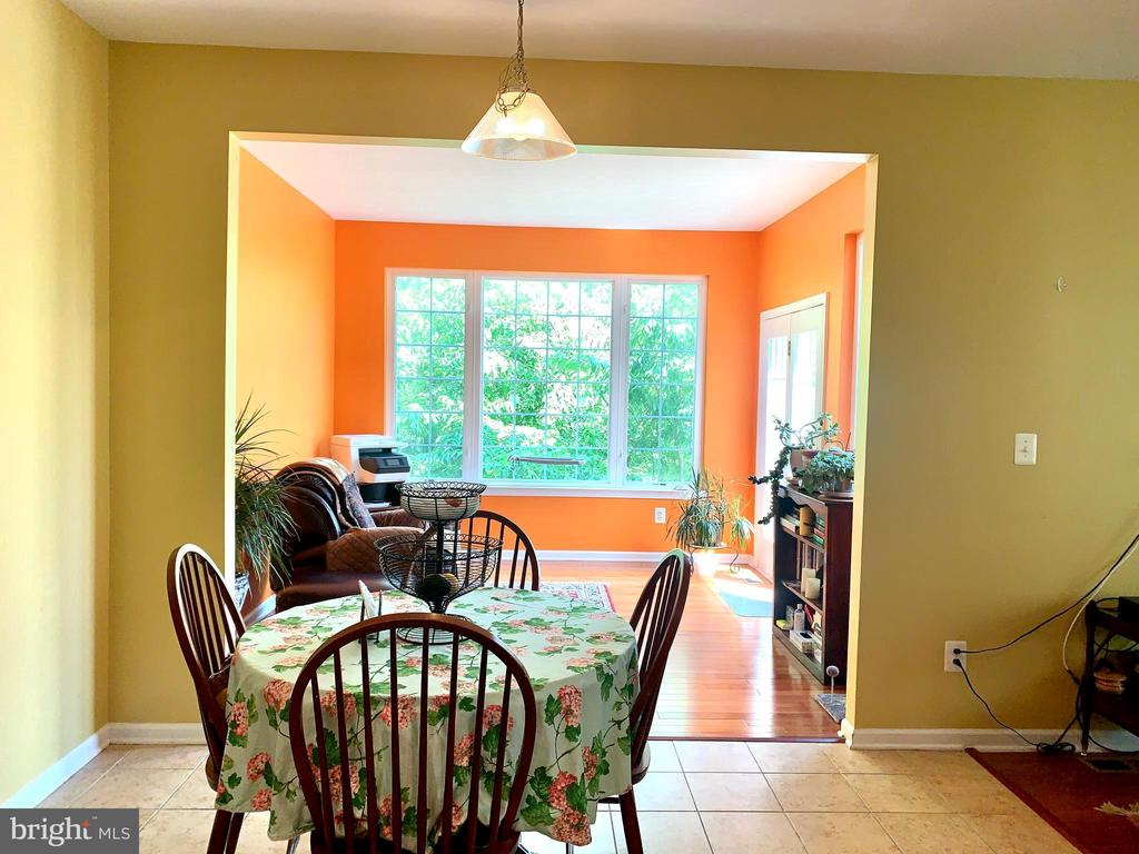 Breakfast area - 25575 AMERICA SQ, CHANTILLY