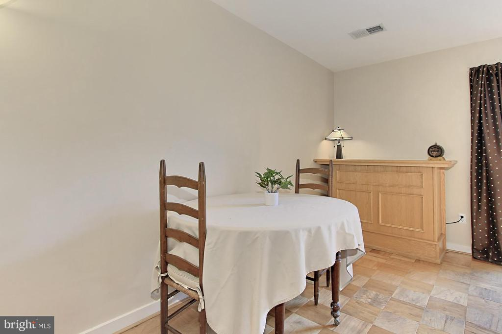 Dining Room - 3729-A MADISON LN, FALLS CHURCH