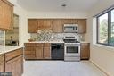 Kitchen - 3729-A MADISON LN, FALLS CHURCH