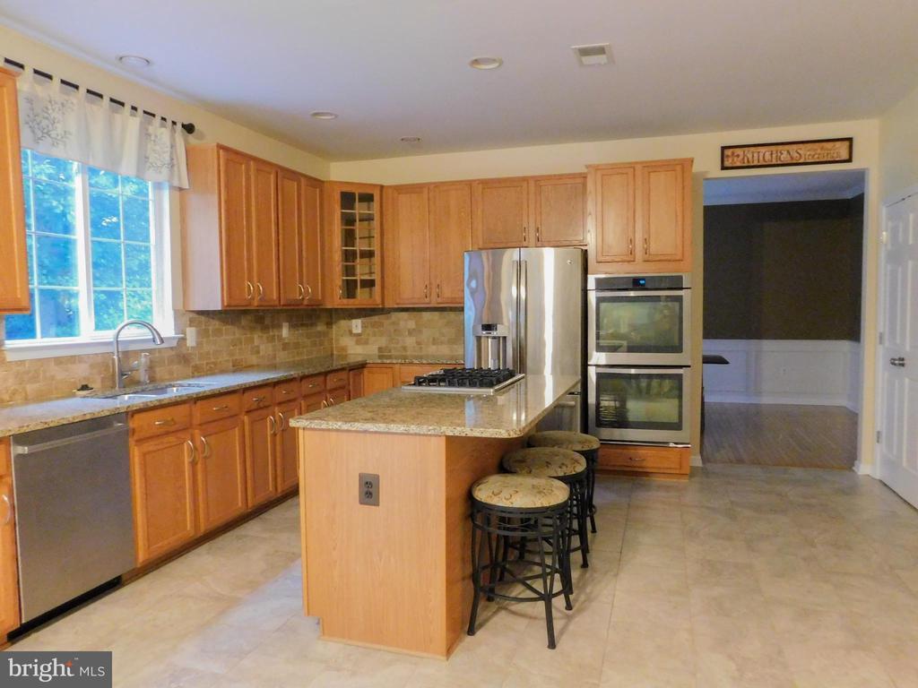 Kitchen - 9300 EAGLE CT, MANASSAS PARK