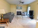 Family Room - 9300 EAGLE CT, MANASSAS PARK