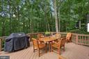 With views of Reston Conservation Woods - 1958 BARTON HILL RD, RESTON