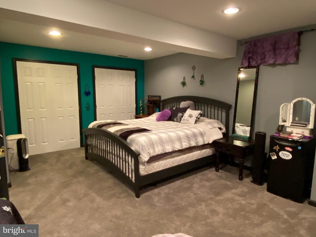 Bedroom #5 - 15607 GREAT BRIDGE LN, CULPEPER