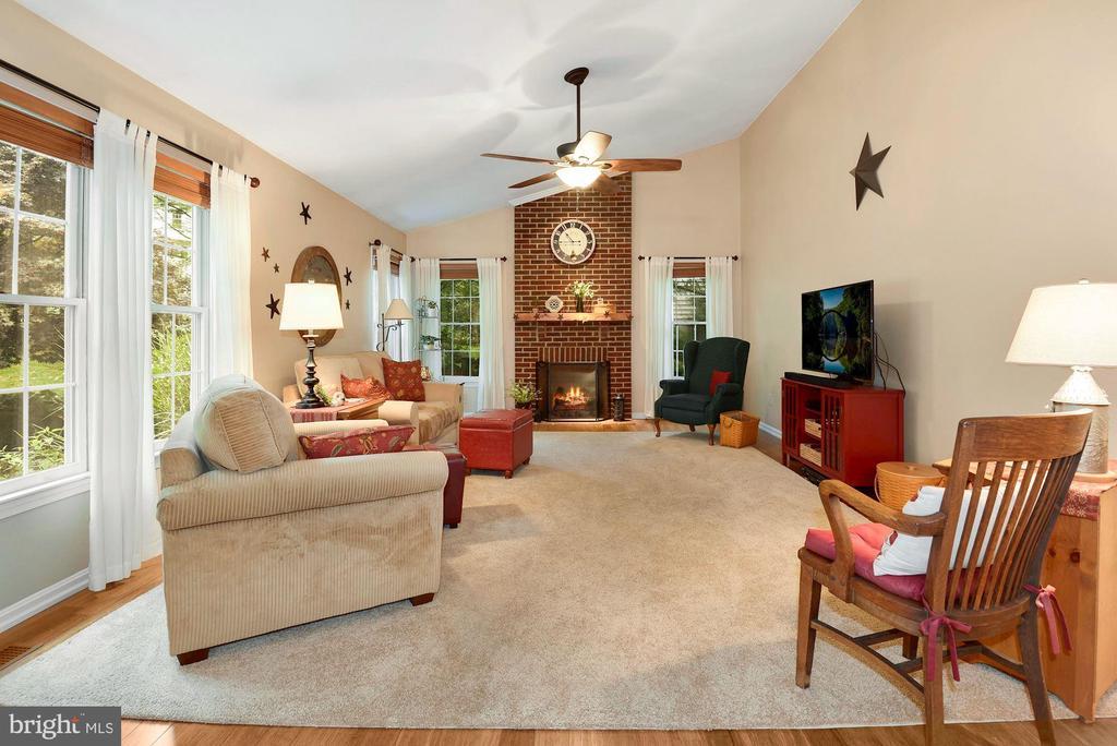 Family Room - 17559 DEAVERS CT, HAMILTON