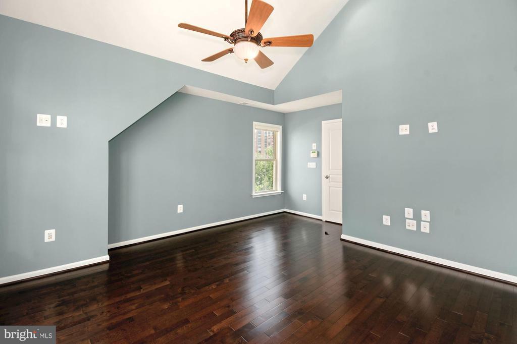 Large Master Suite - 2617 S KENMORE CT, ARLINGTON