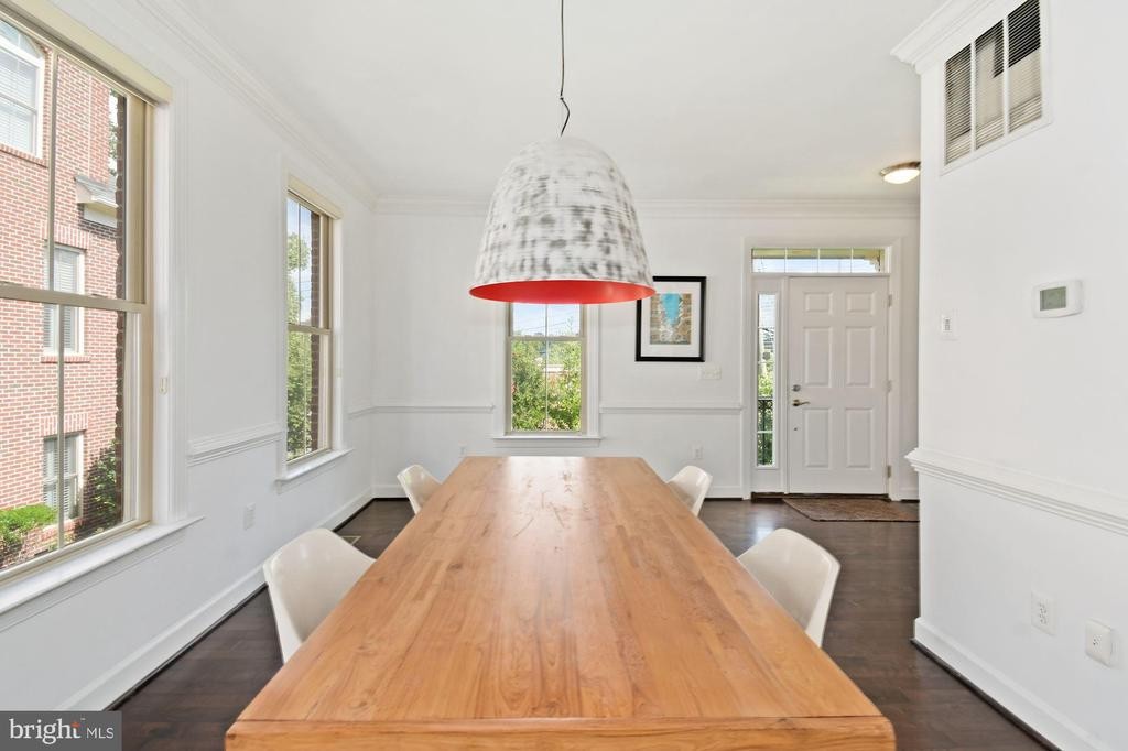 Dining Room - 2617 S KENMORE CT, ARLINGTON