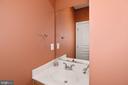 Main Level Bath - 2617 S KENMORE CT, ARLINGTON