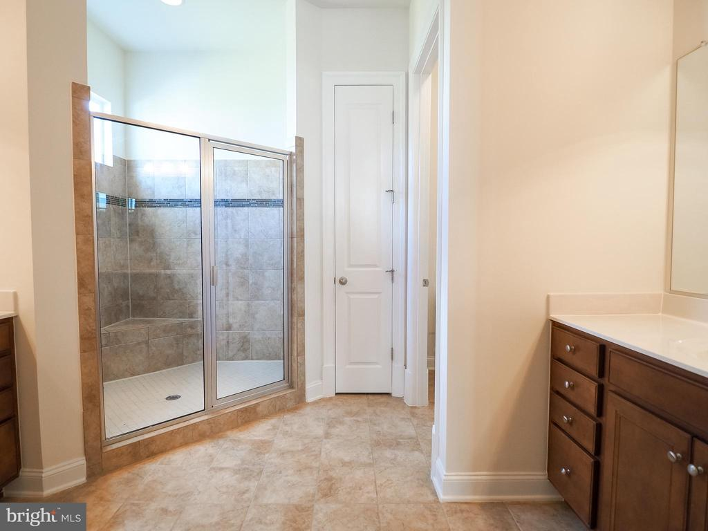 Main Level Master Bath - 41868 PADDOCK GATE PL, ASHBURN