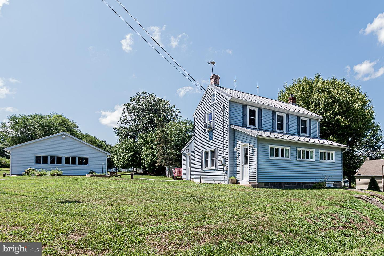 Single Family Homes のために 売買 アット Colora, メリーランド 21917 アメリカ