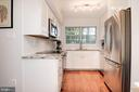 Kitchen - Gorgeously Renovated Top-to-Bottom! - 7758 NEW PROVIDENCE DR #10, FALLS CHURCH