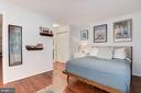 Master Bedroom - Very Large & Spacious! - 7758 NEW PROVIDENCE DR #10, FALLS CHURCH