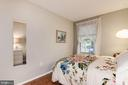 Bedroom #2 - Soft, Neutral Paint Palette! - 7758 NEW PROVIDENCE DR #10, FALLS CHURCH